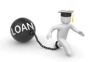 Inescapable student loan